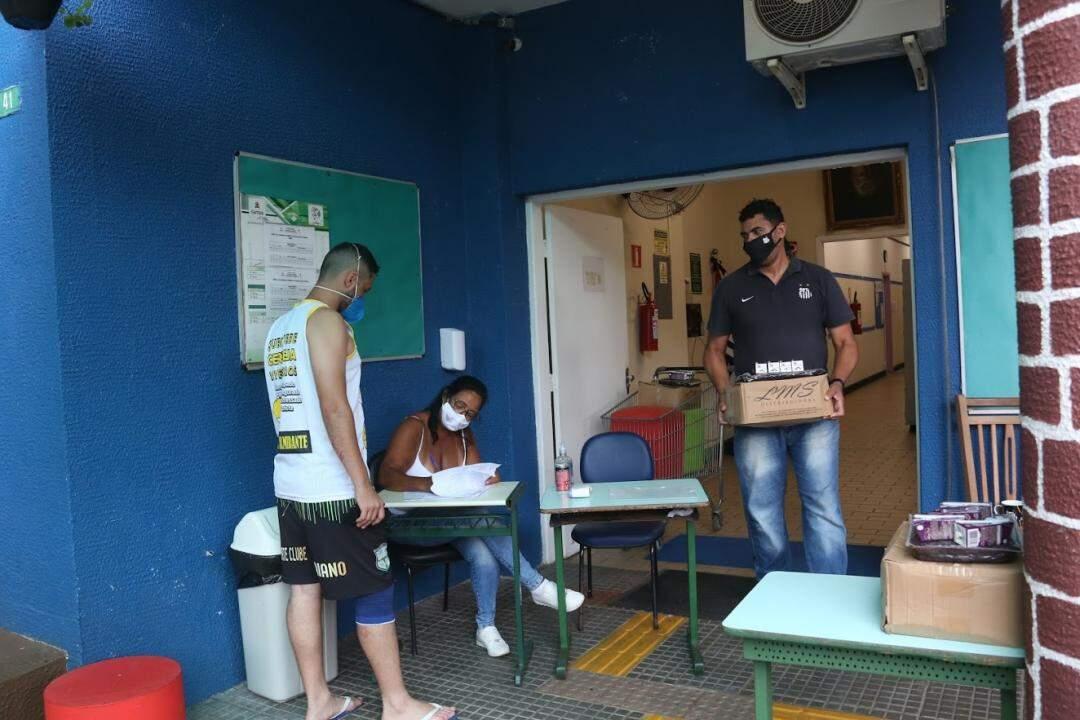 Cesta Básica Solidária é uma medida de segurança alimentar adotada pela Prefeitura