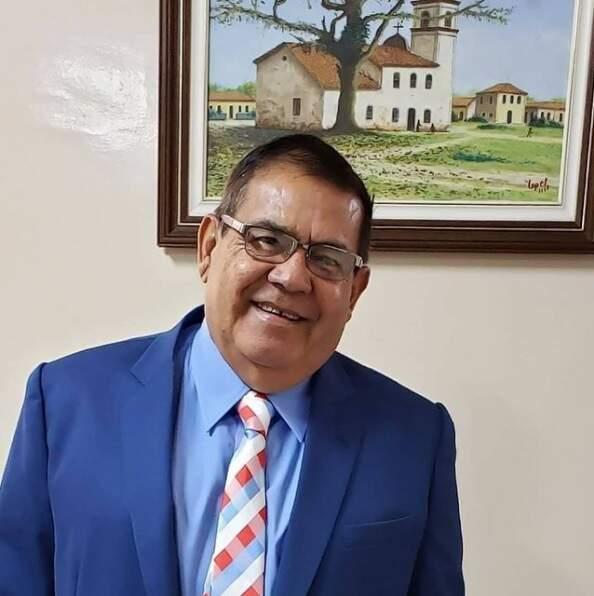 Diomário de Souza Oliveira teve quatro passagens pela Câmara de Itanhaém