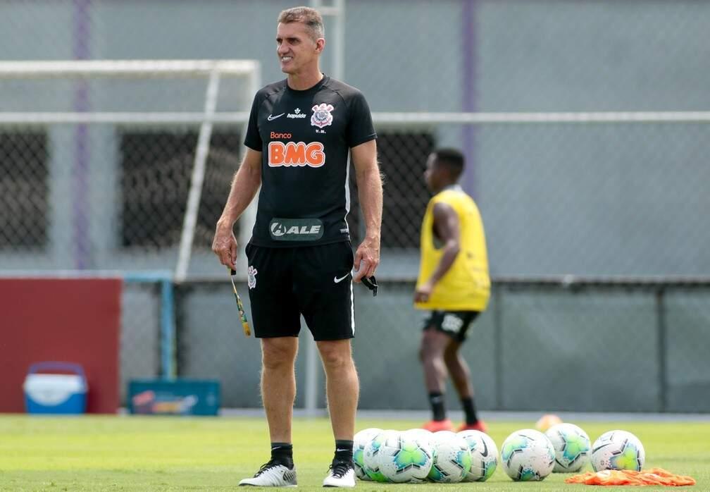 Mancini encerra preparação do Corinthians visando jogo contra o Bragantino