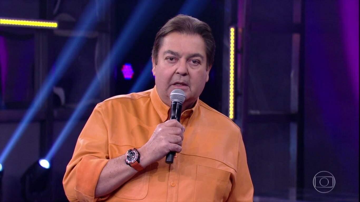 Faustão é dono do maior salário da televisão brasileira, cerca de R$ 5 milhões mensais