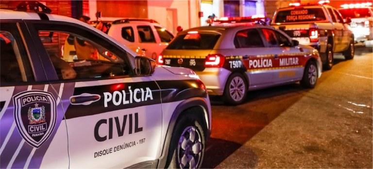 Polícia Civil da Paraíba segue à procura do homem