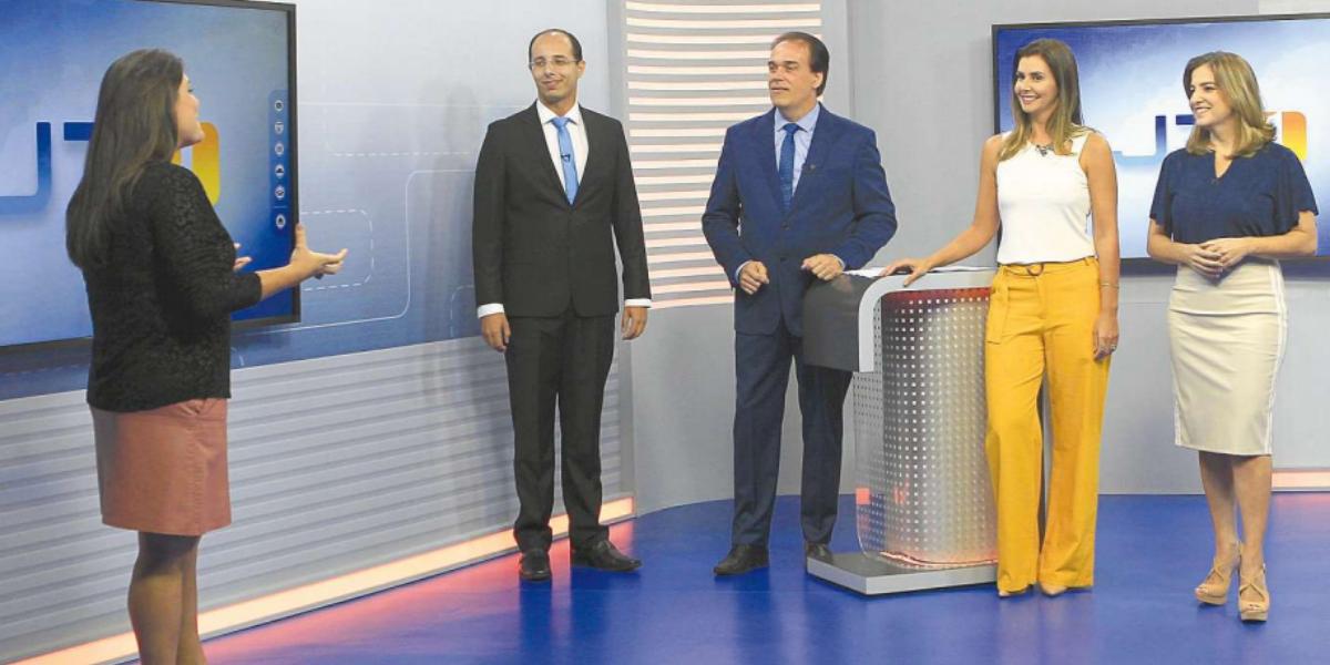 Líder de audiência, TV Tribuna completa 29 anos
