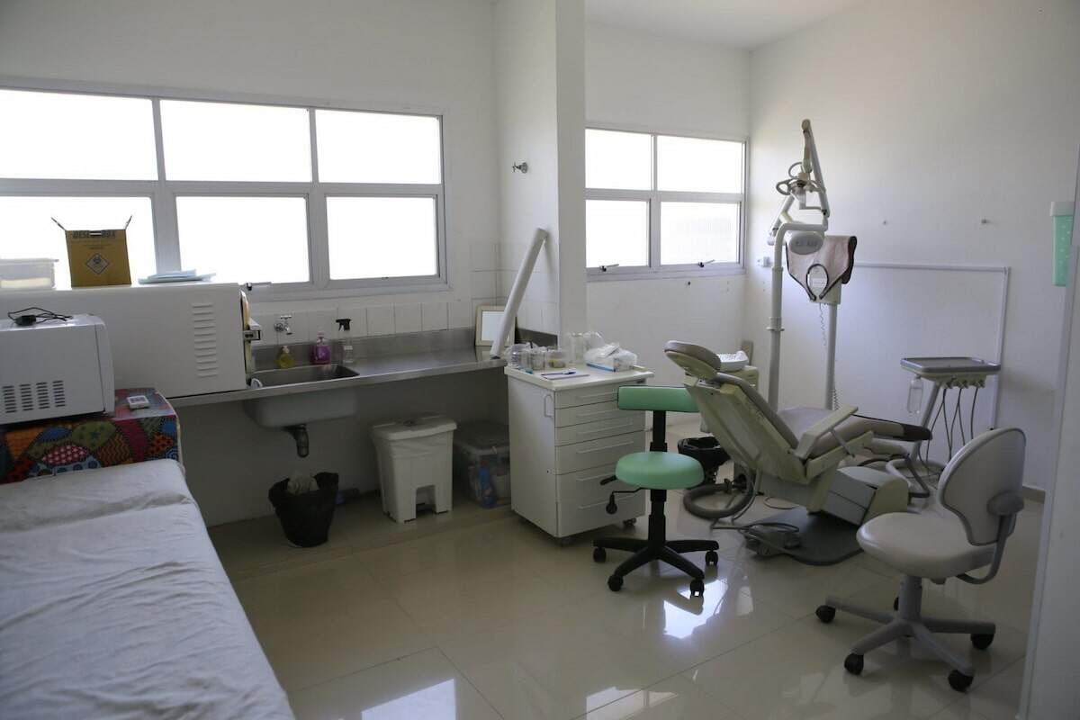As UPAs realizam apenas o atendimento odontológico emergencial