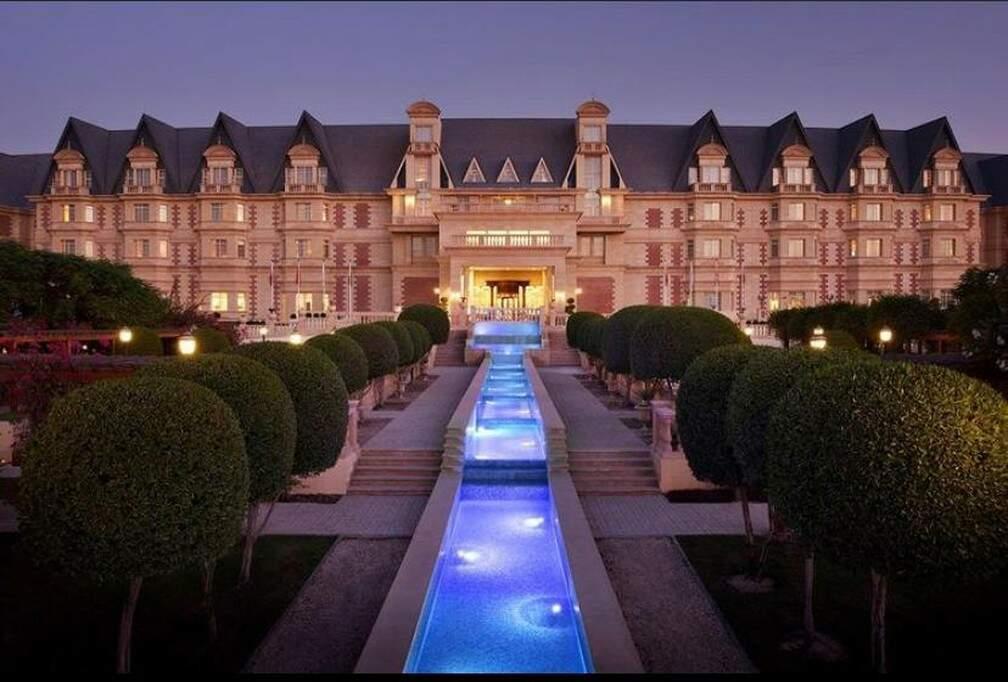 Palmeiras ficará hospedado neste hotel no Catar