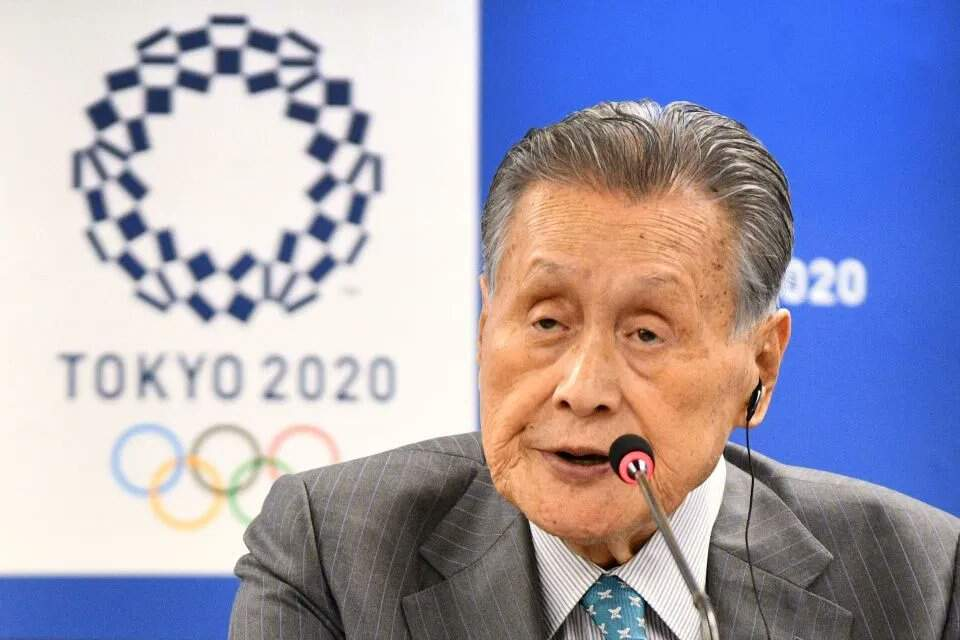Yoshiro Mori faz declarações machistas em reunião