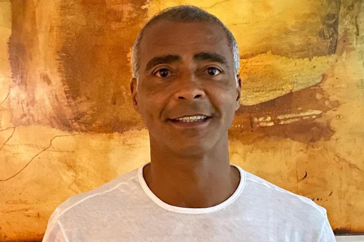 Romário teria feito uma festa para comemorar seu aniversário de 55 anos