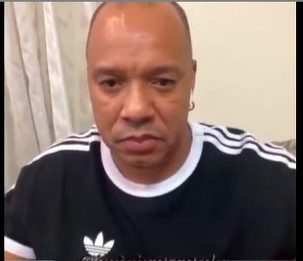 Vocalista do Molejo fala em chantagem de MC Maylon