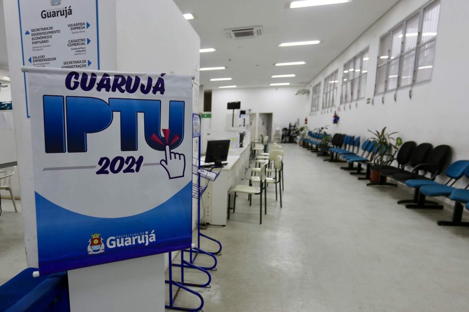 Prazo para a 2ª parcela do IPTU em Guarujá