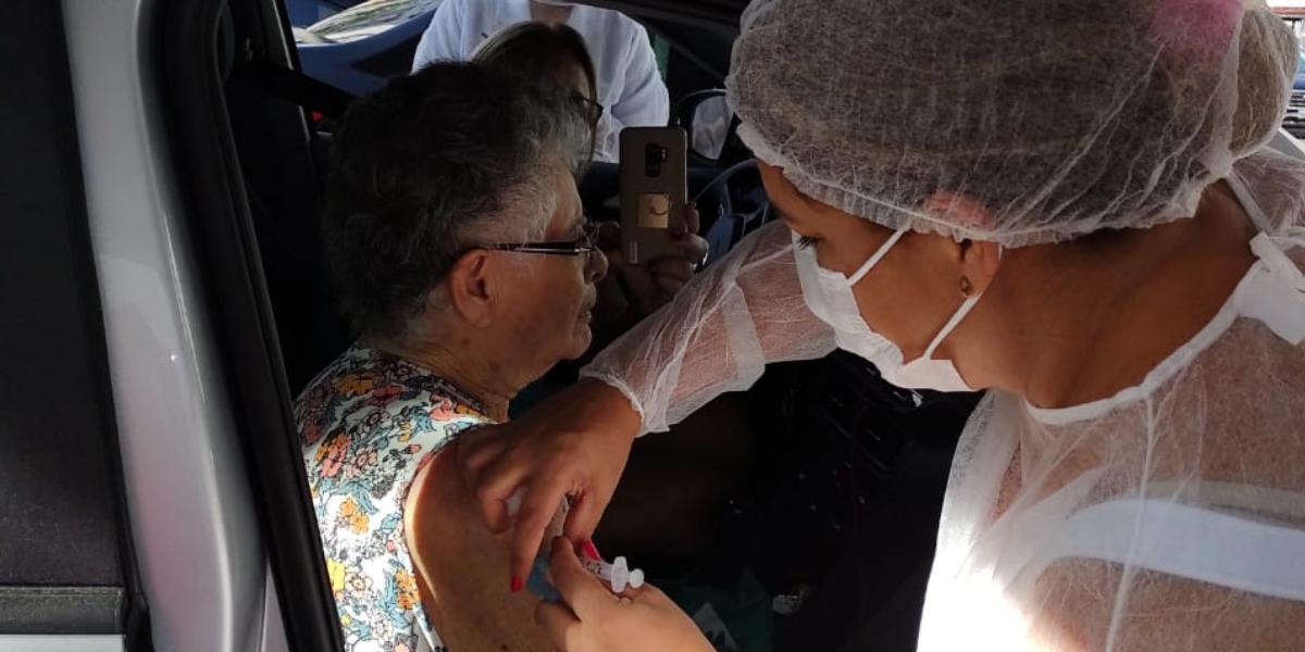 Serão disponibilizados 29 locais de vacinação, em dois períodos