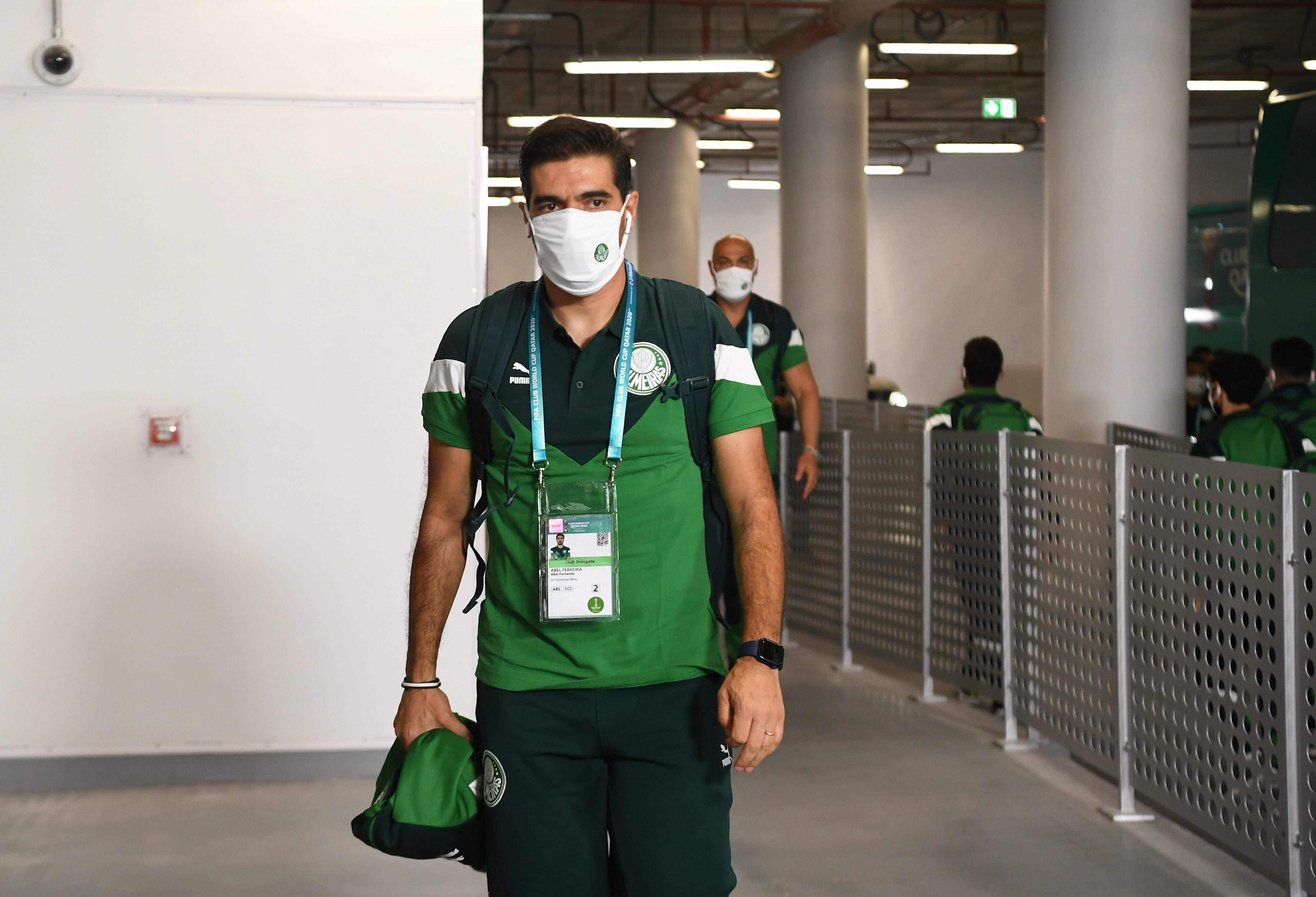 Abel acredita que o Palmeiras ainda pode crescer