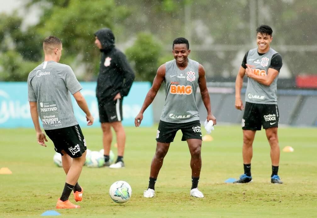 Antes de se machucar, o meia vinha sendo um dos principais jogadores do Corinthians