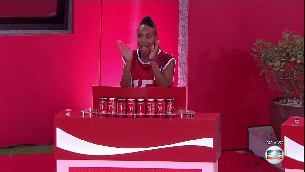 Prova patrocinada pela Coca-Cola no 'BBB 21' leva empresas concorrentes a se posicionarem nas redes