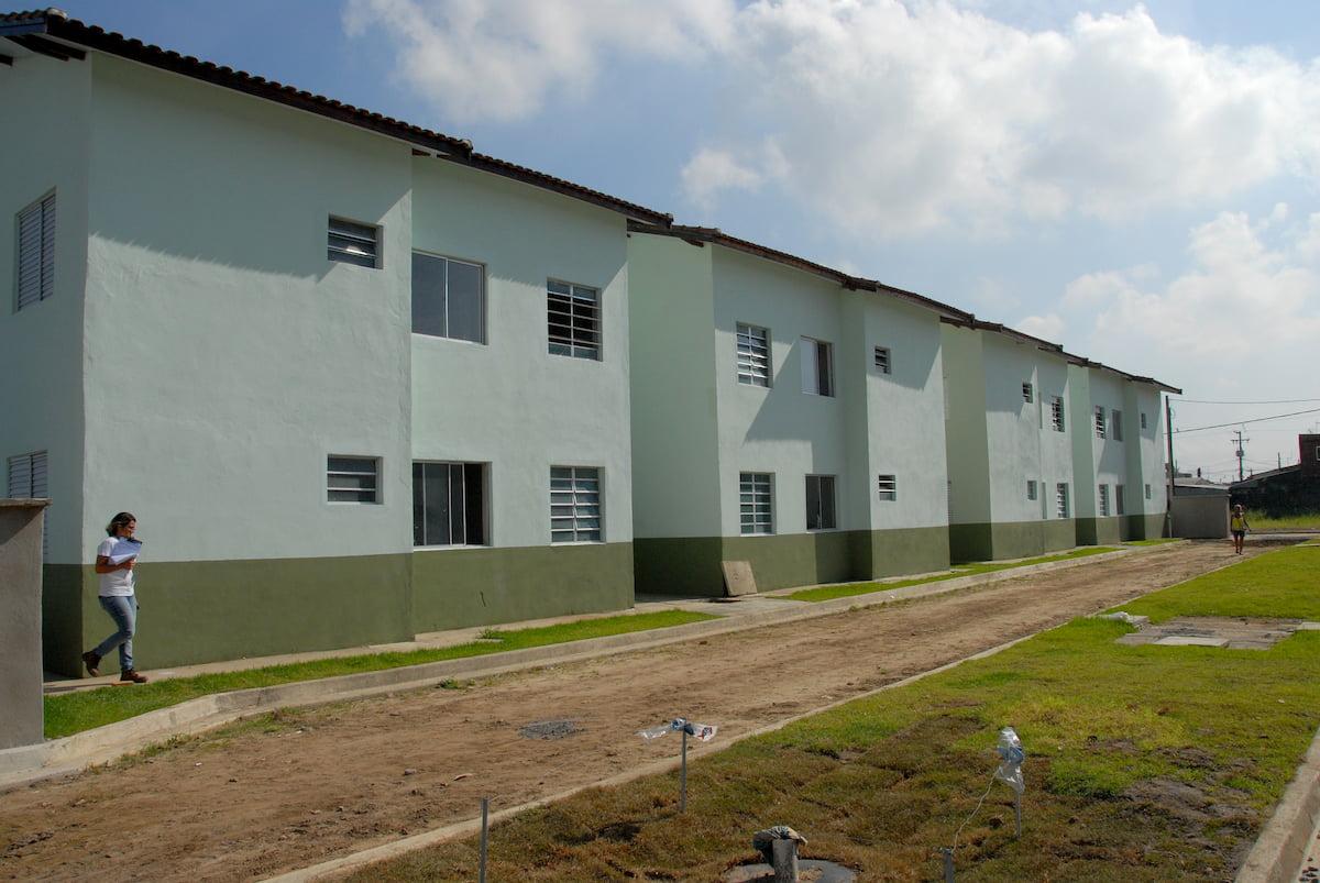 Mais de 600 unidades habitacionais estão em construção atualmente em Praia Grande