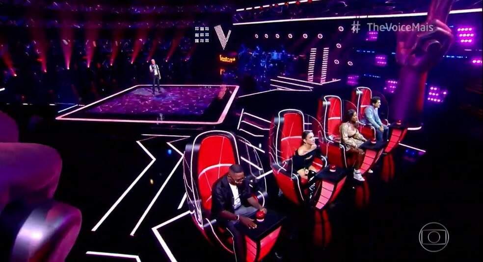 Mumuzinho, Claudia Leitte, Ludmilla e Daniel terão de escolher dois dos três cantores dos seus times