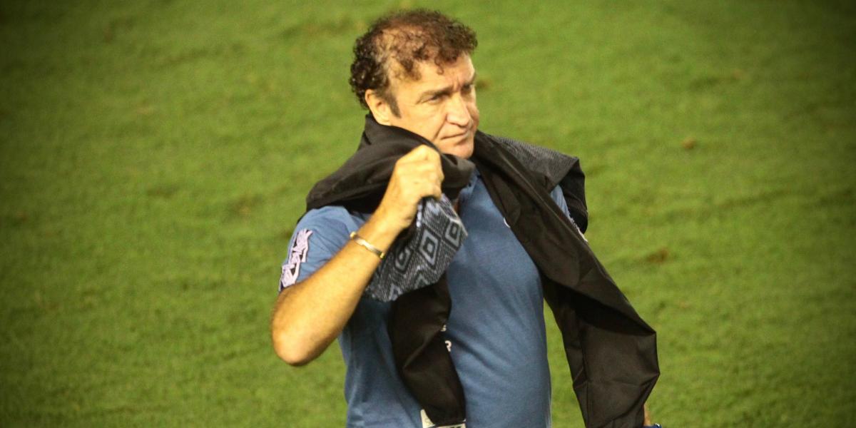 Técnico falou sobre sua saída do clube após o fim do Campeonato Brasileiro