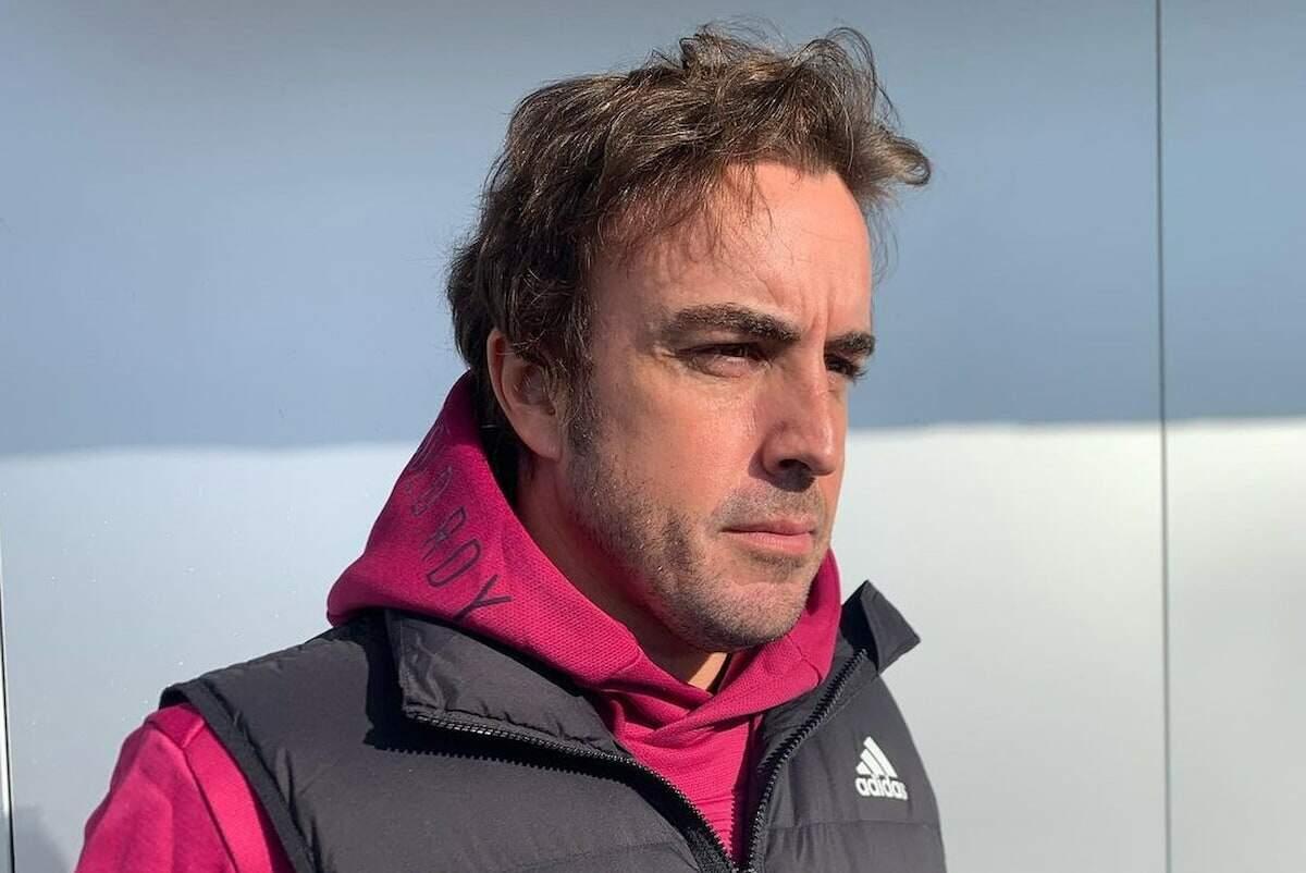 O espanhol de 39 anos soma 32 vitórias na Fórmula 1, com 97 pódios