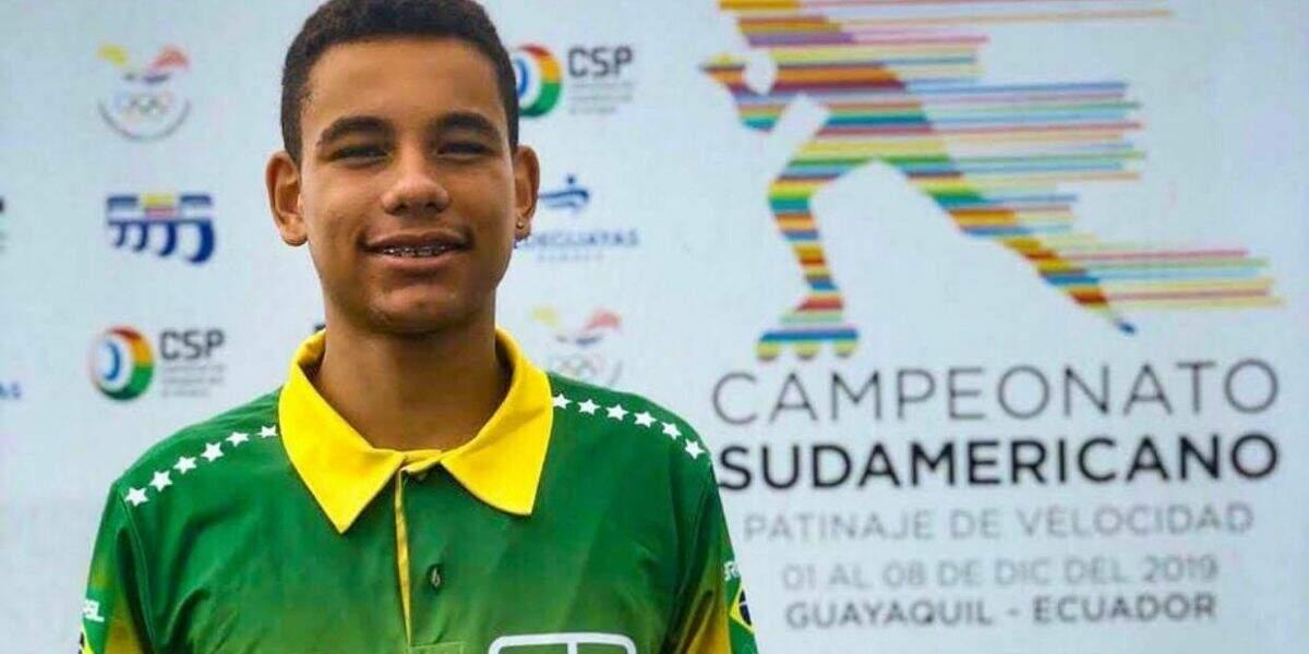 Medida atingiu os planos de Guilherme, patinador que busca a vaga no Pan-Americano