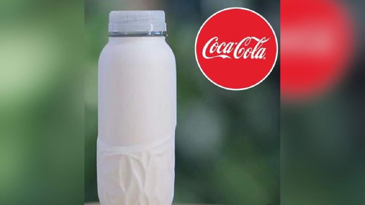 Coca-Cola iniciará vendas utilizando garrafas de papel