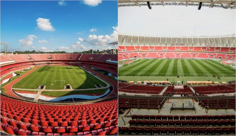 Casas de São Paulo e Inter seguem na briga