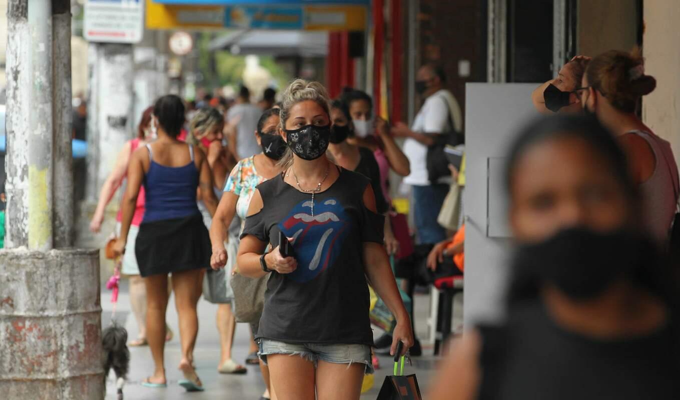 Quatro novos óbitos em residentes de Santos foram contabilizados