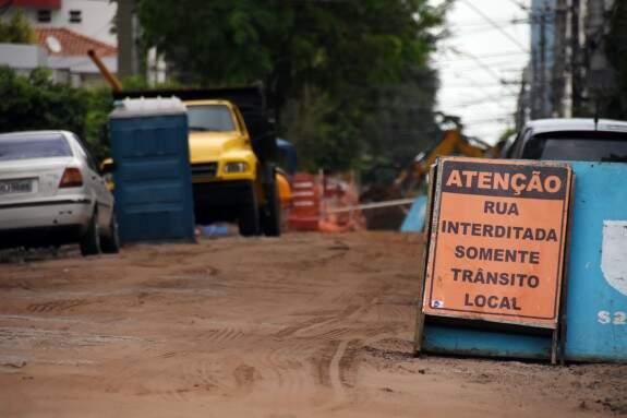 Setran irá instalar sinalização viária para informar rotas alternativas