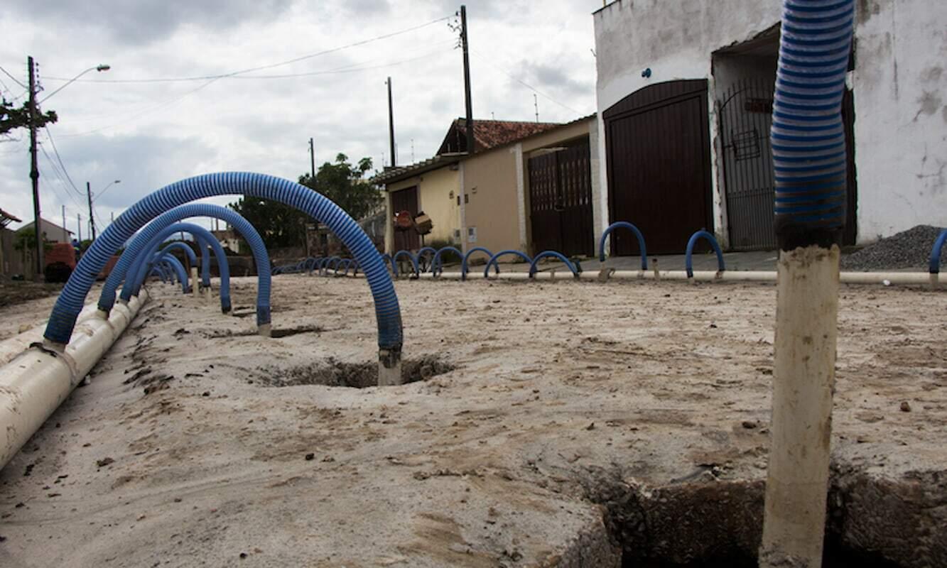 Itanhaém já iniciou o mapeamento das áreas atingidas