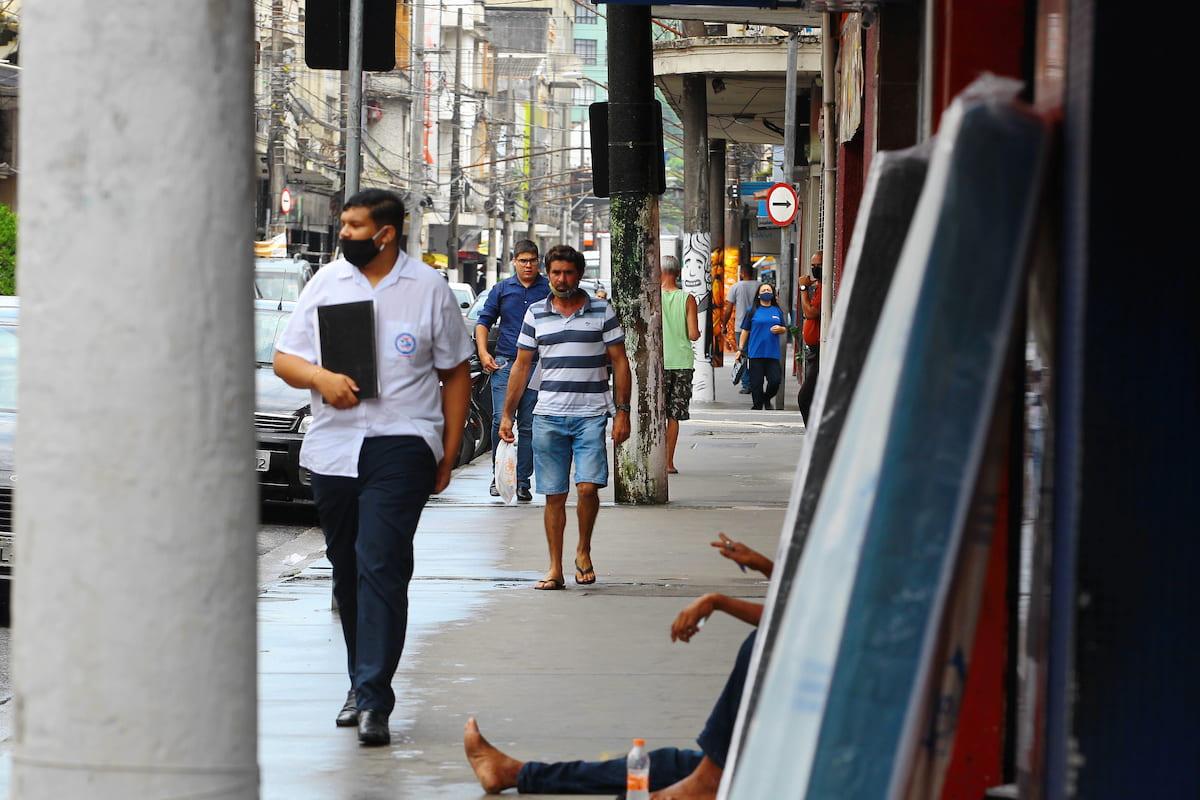 Santos registra 1.097 óbitos em residentes desde o início da pandemia