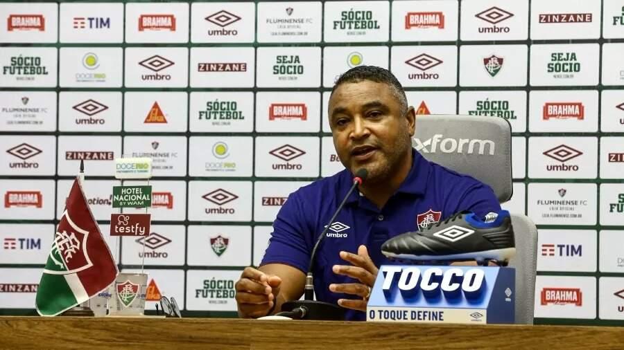 Roger Machado estava sem trabalhar desde setembro do ano passado quando foi dispensado pelo Bahia