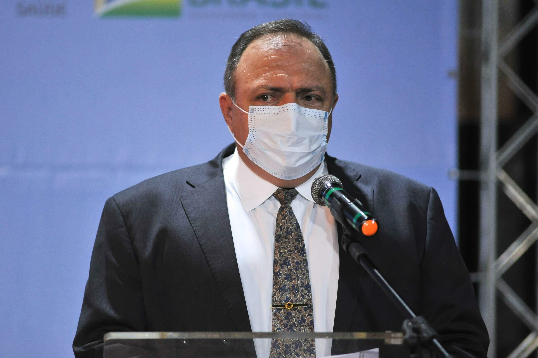 Ministro garantiu novas doses de vacinas para serem distribuídas em todos os países
