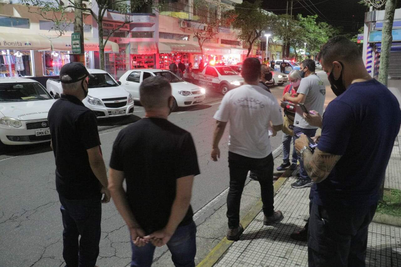 Forças-Tarefa nas cidades trabalharam para evitar aglomerações