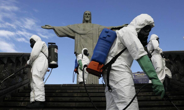 Rio de Janeiro vive situação extremamente complicada por conta da pandemia