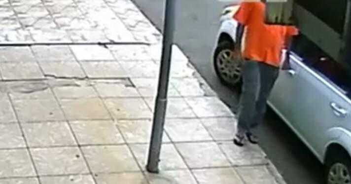 Homem com coronavírus passou a mão em vários carros propositalmente