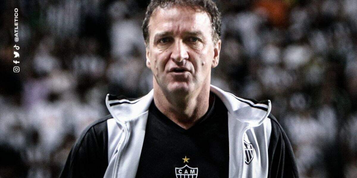 Cuca retorna ao Atlético Mineiro após dirigir time na campanha da Libertadores 2013