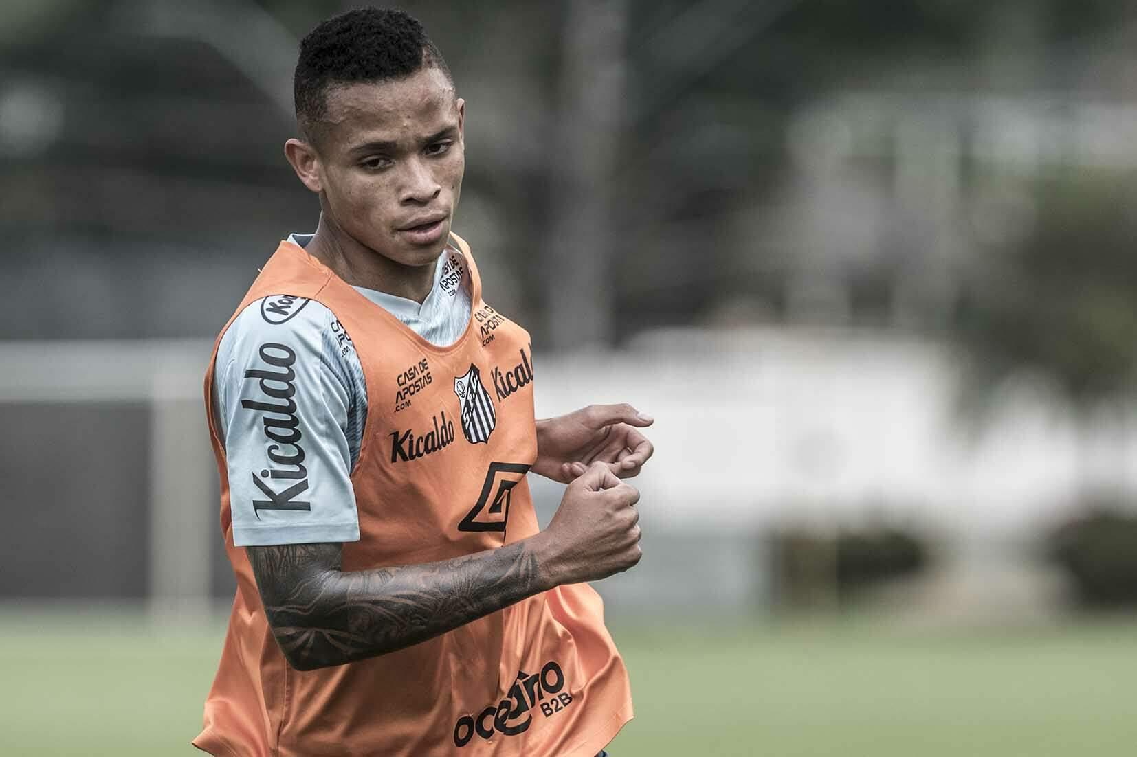 Allanzinho acredita na vitória do Santos sobre o São Paulo, neste sábado (6)