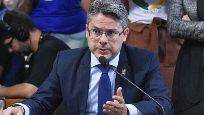 Senador Alessandro Vieira (Cidadania-SE)