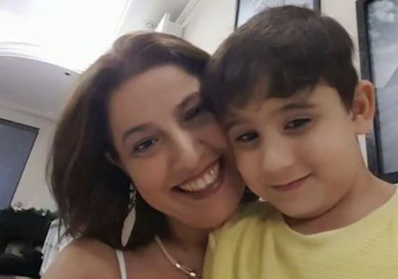 Mãe e filho foram mortos a facadas por vizinho