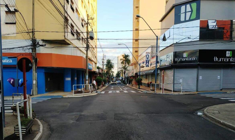 Ocupação de UTIs no município paulista está em 93%